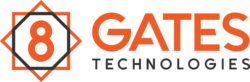 8 Gates Technologies Mobile Logo